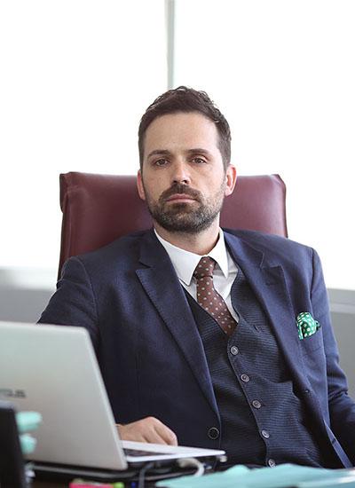 Advokat Branislav Cvijanovicav